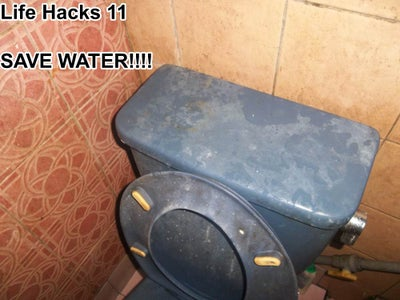 SAVE WATER!!!
