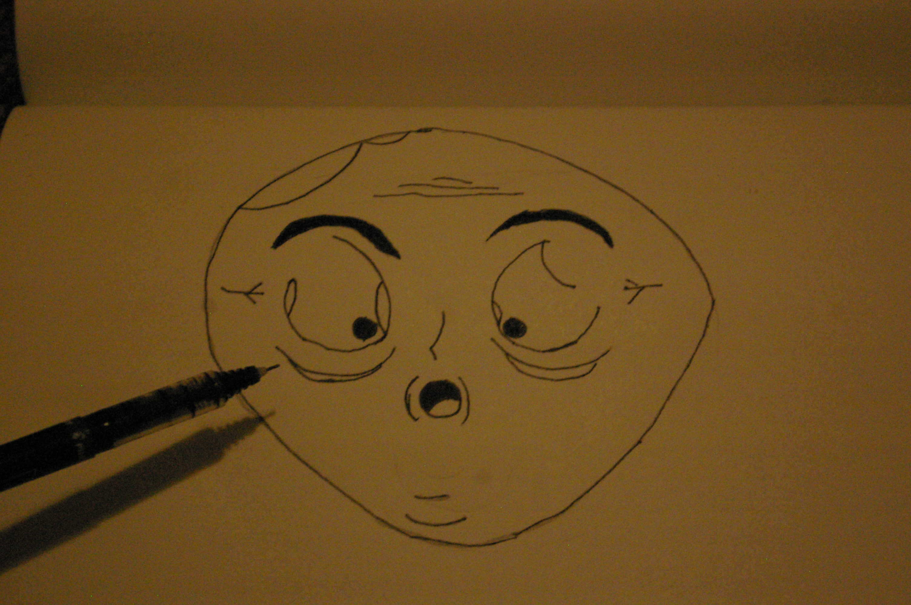draw  expressions (^_^)