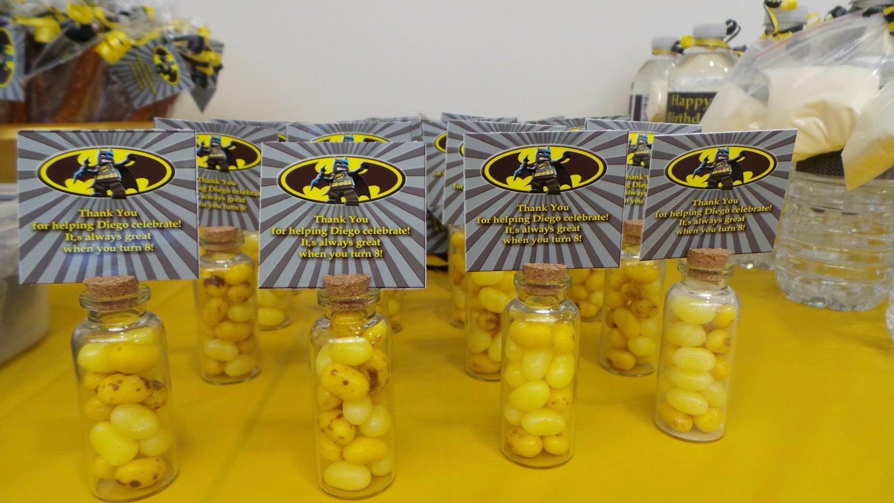 Jellybean Jars