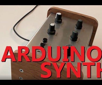 Arpeggiating Synthesizer (Mosquito I)