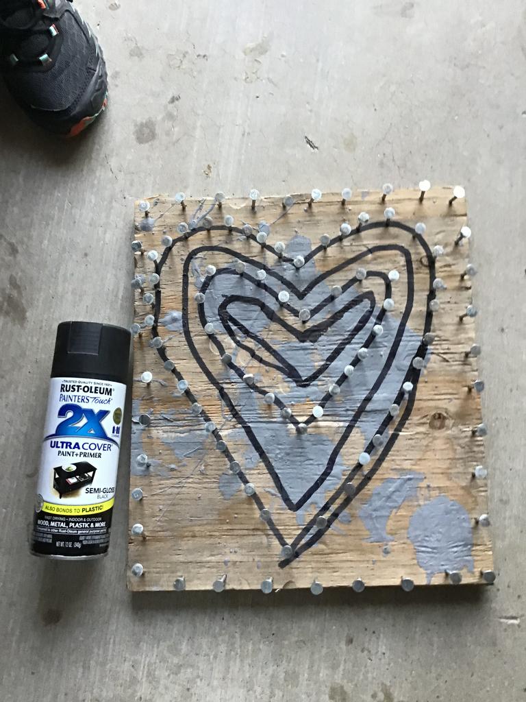 Spay Paint