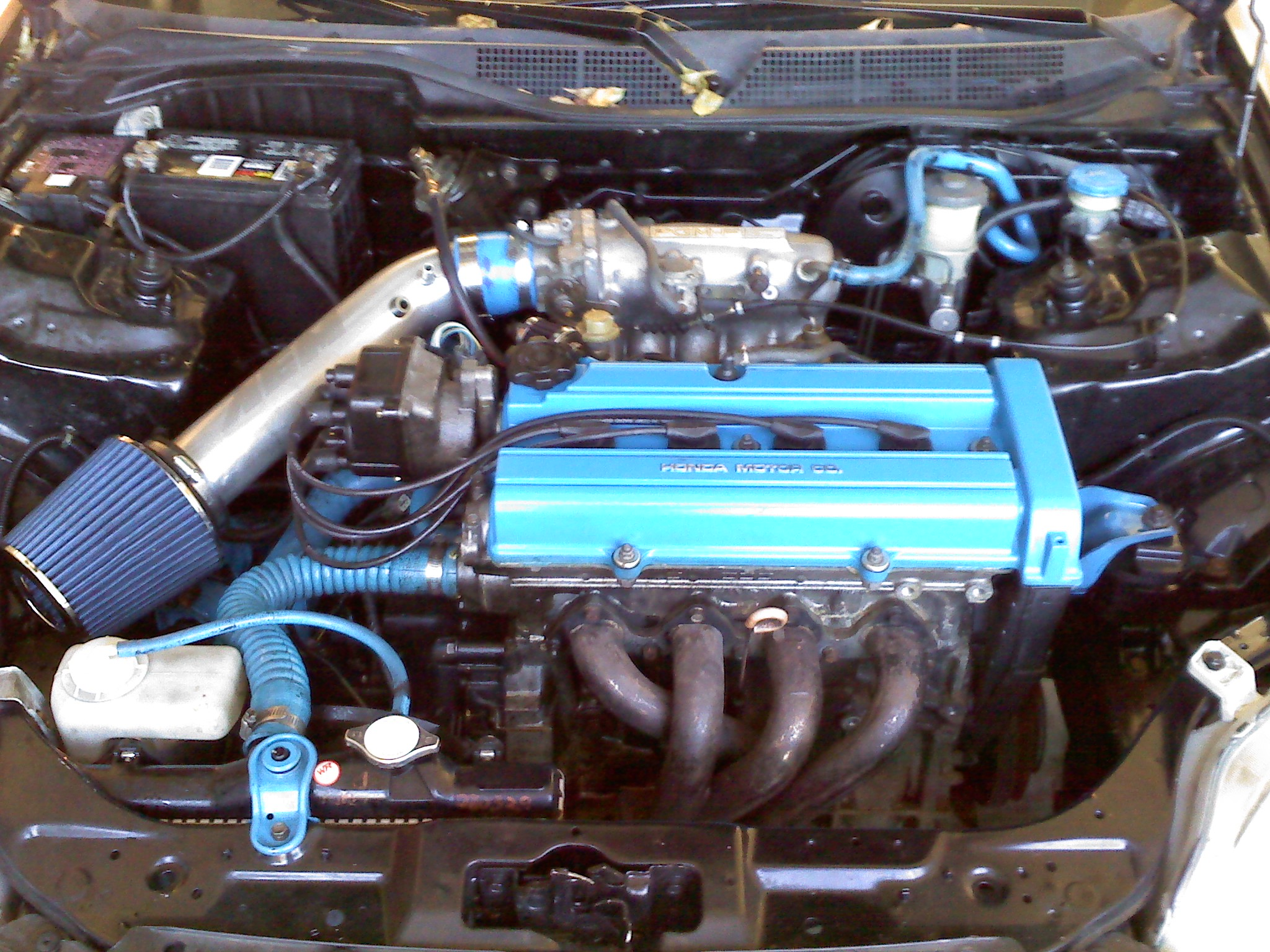 How to Paint Your Valve Cover