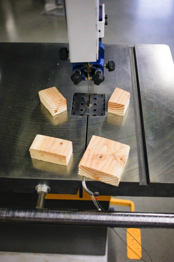 Cutting Down the Chunks