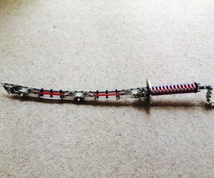 Epic K'NEX Katana/Samurai Sword