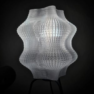 3D Printing Lampshades With Full Control Gcode