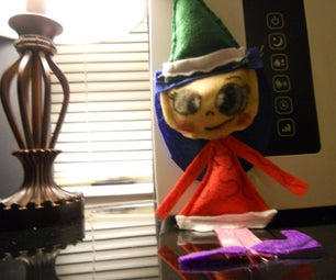How to Make Your Own Elf on the Shelf Doll!