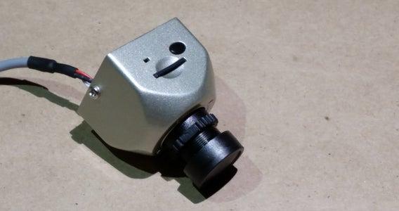 Install the FPV Camera