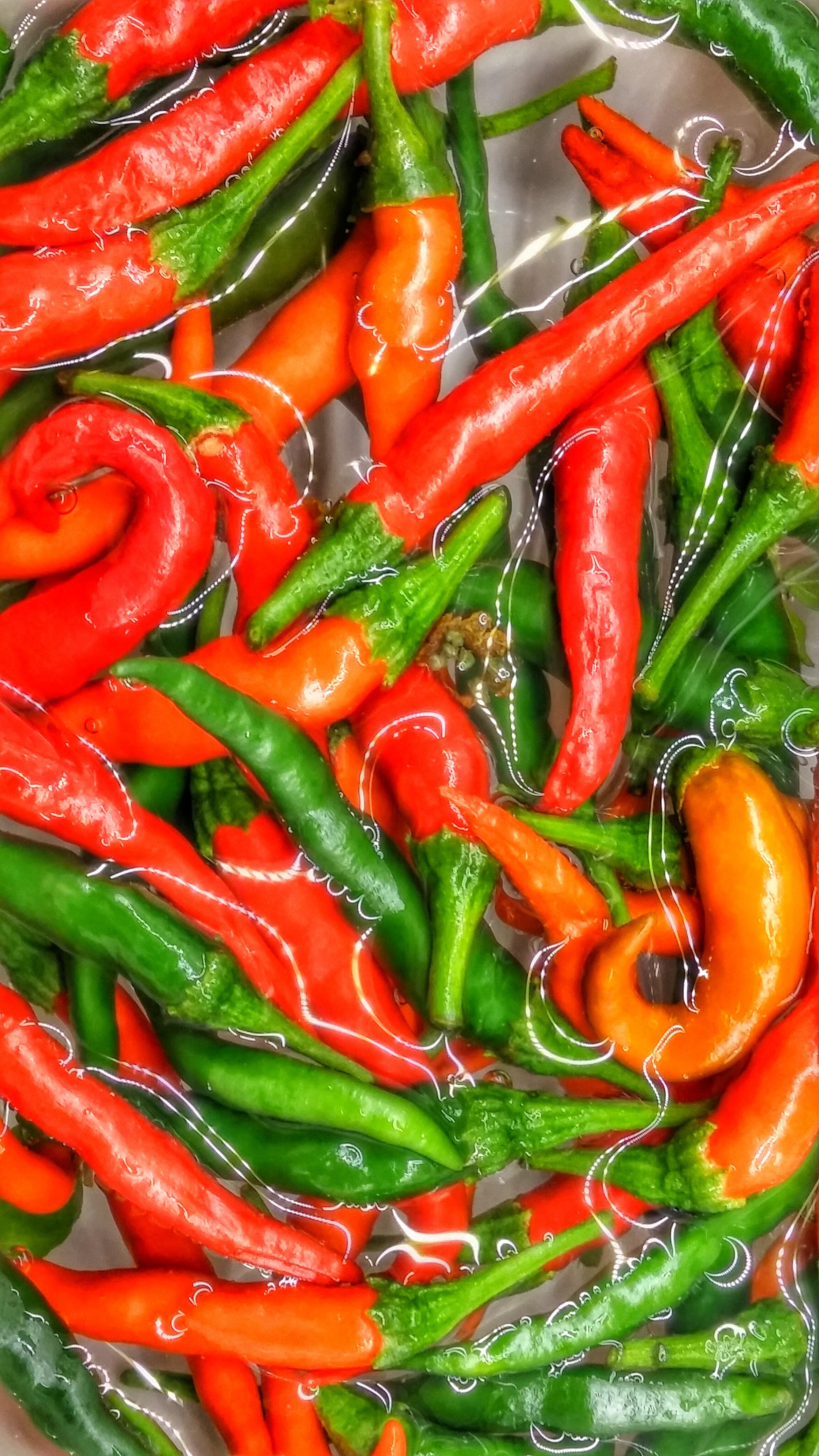 Thai Chillies - pickled