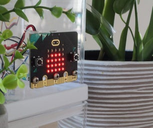 Automatic Plant Watering System Using a Micro:bit