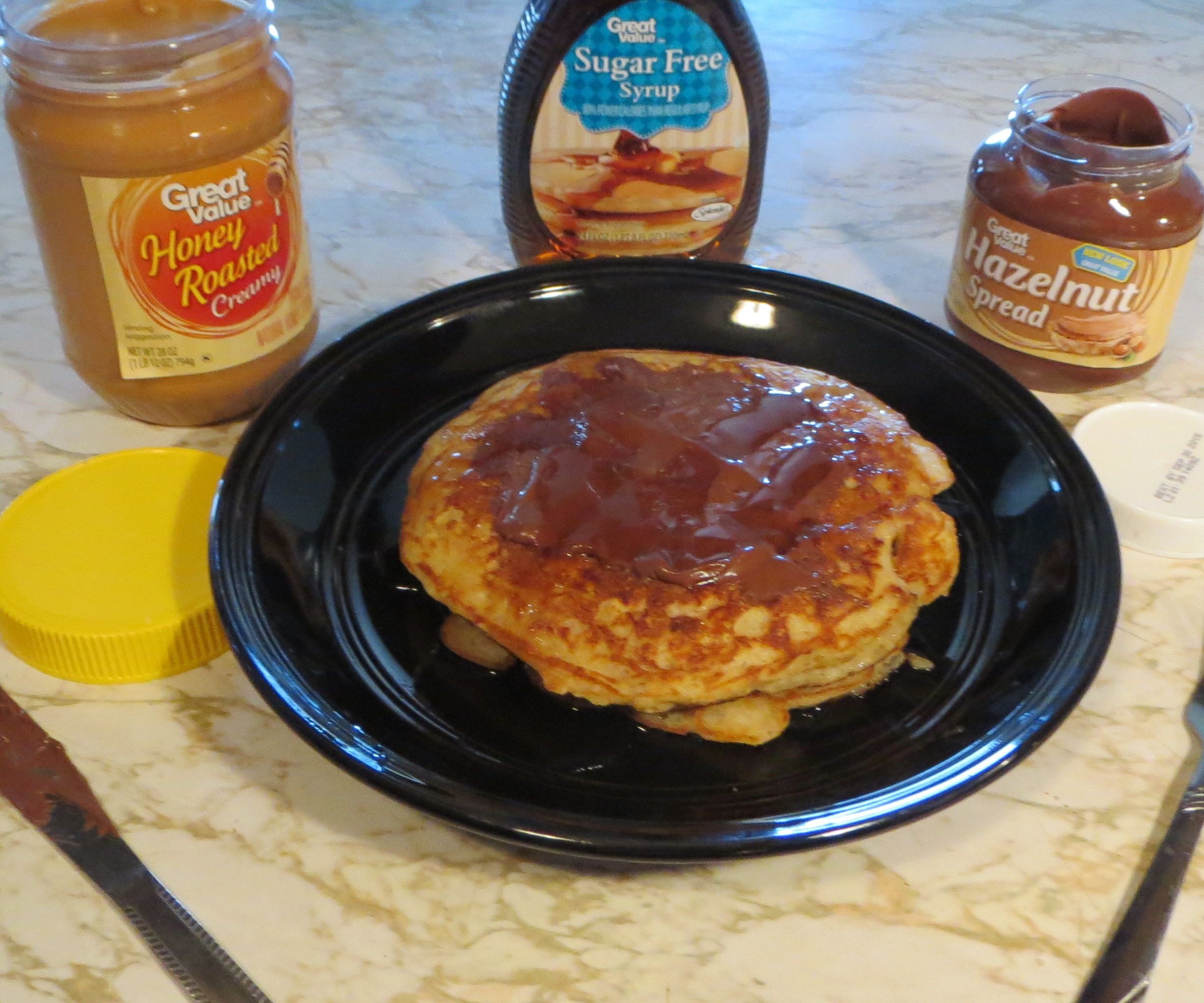 How to Make Oatmeal Buttermilk Pancakes