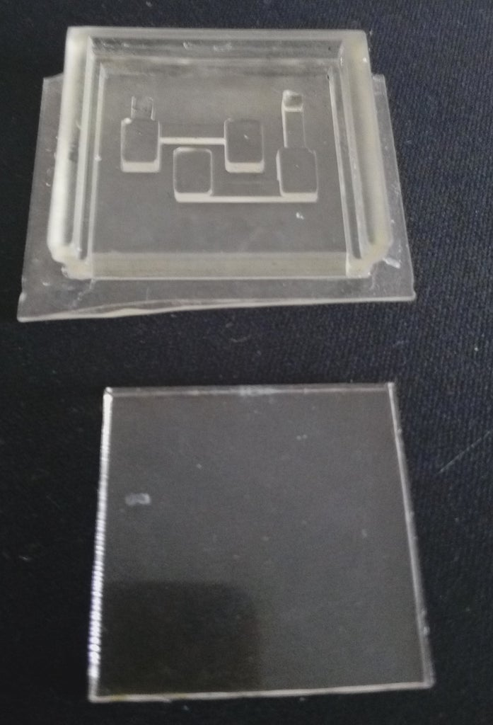 Cut Acrylic Plates