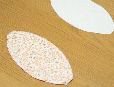 Pumpkin #1:Sew the First Pieces