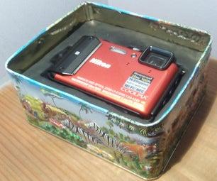 Upcycle Camera Box