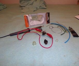 Rebuilding 2-strobe Primer Bulb