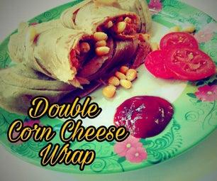 Double Cheese Corn Wrap