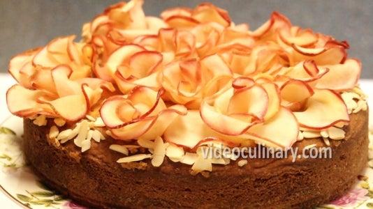 Rose Bouquet Cake