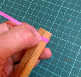 Square Side: Wrapping