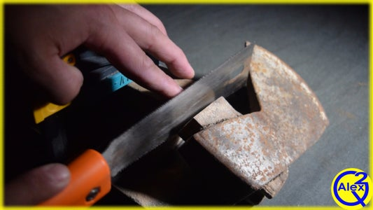 Removal of the Old Handle