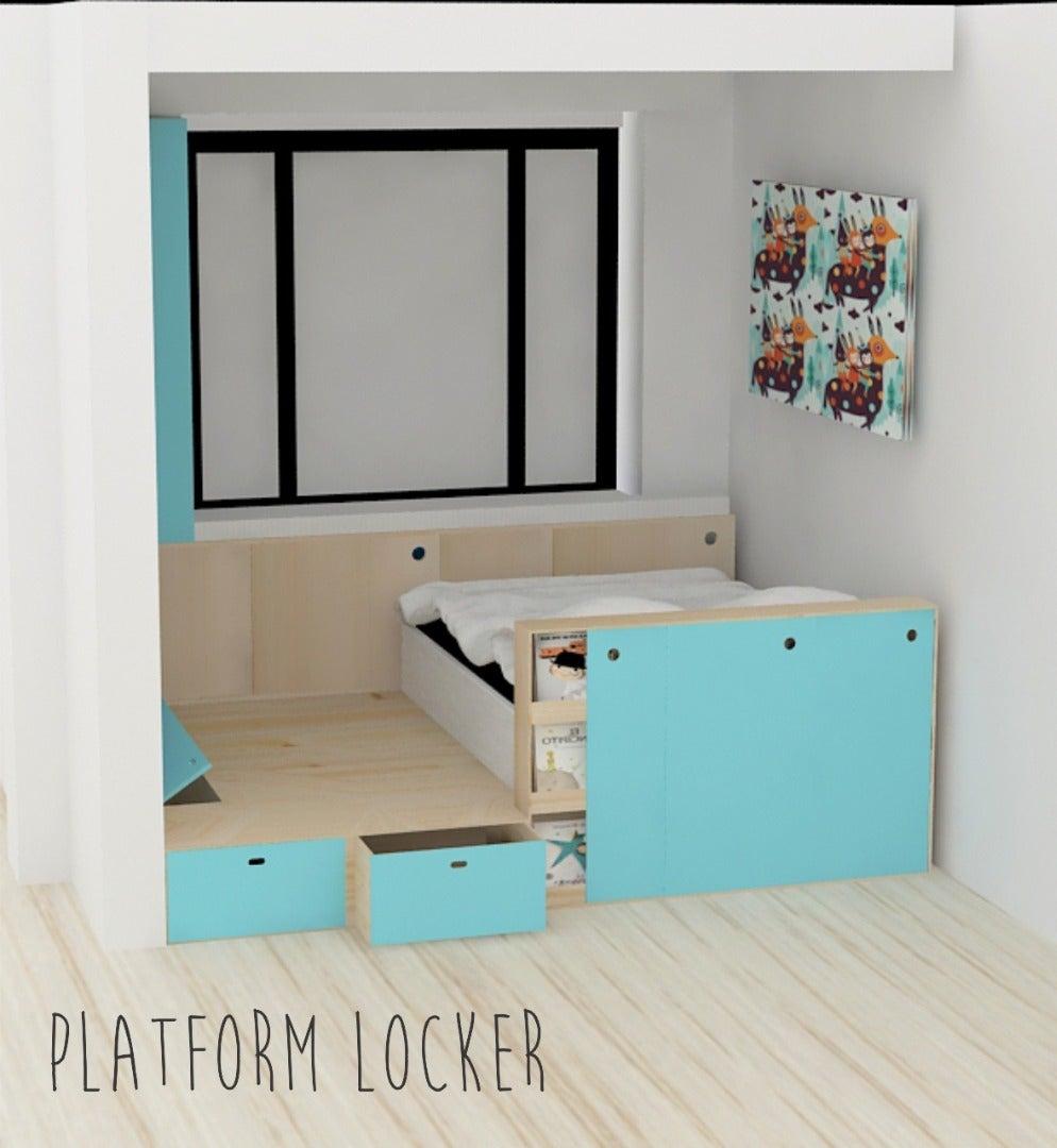 Platform Locker