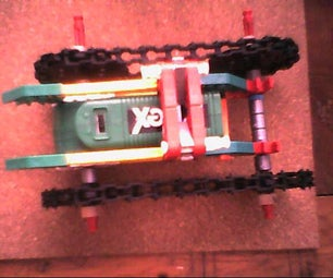 My Random Knex Contest #7 Knex Tank