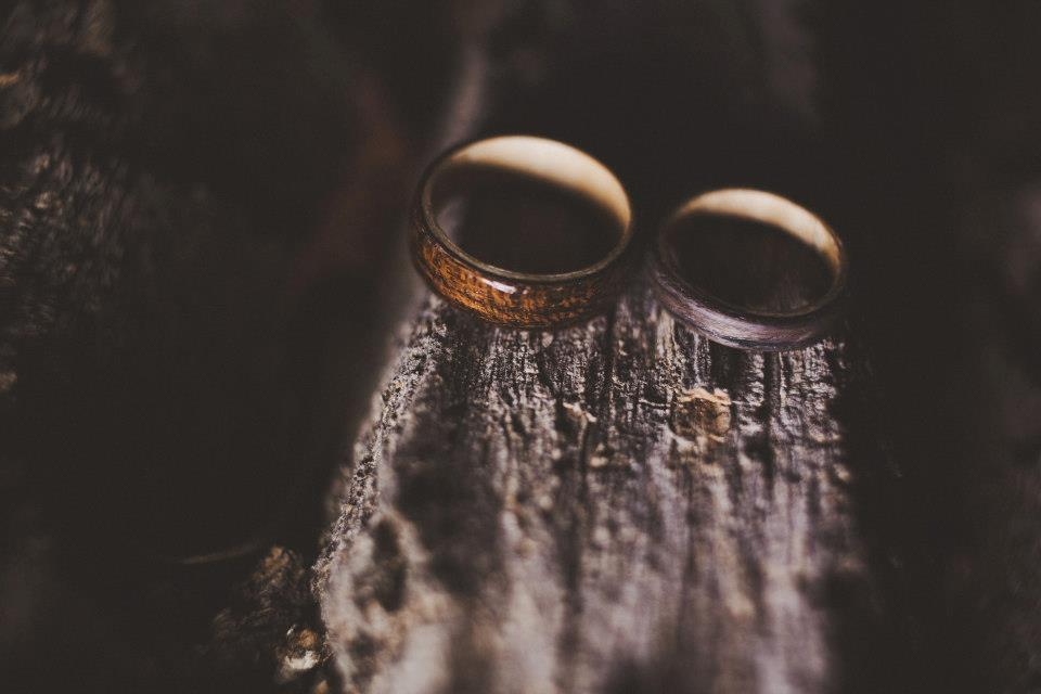 Bentwood Rings