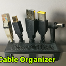 3D Printed Computer Cable Organizer