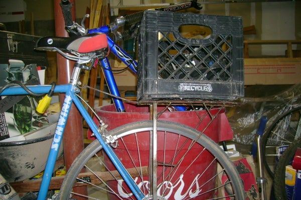 Build Your Own Bike Rack!
