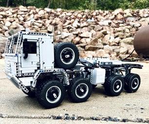 Lego RC Tatra 815-7 8x8