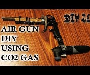 AIR GUN (GAS GUN)