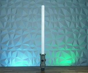 3-D印刷LED Lightsaber