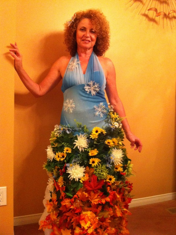 Mother Nature Halloween Costume