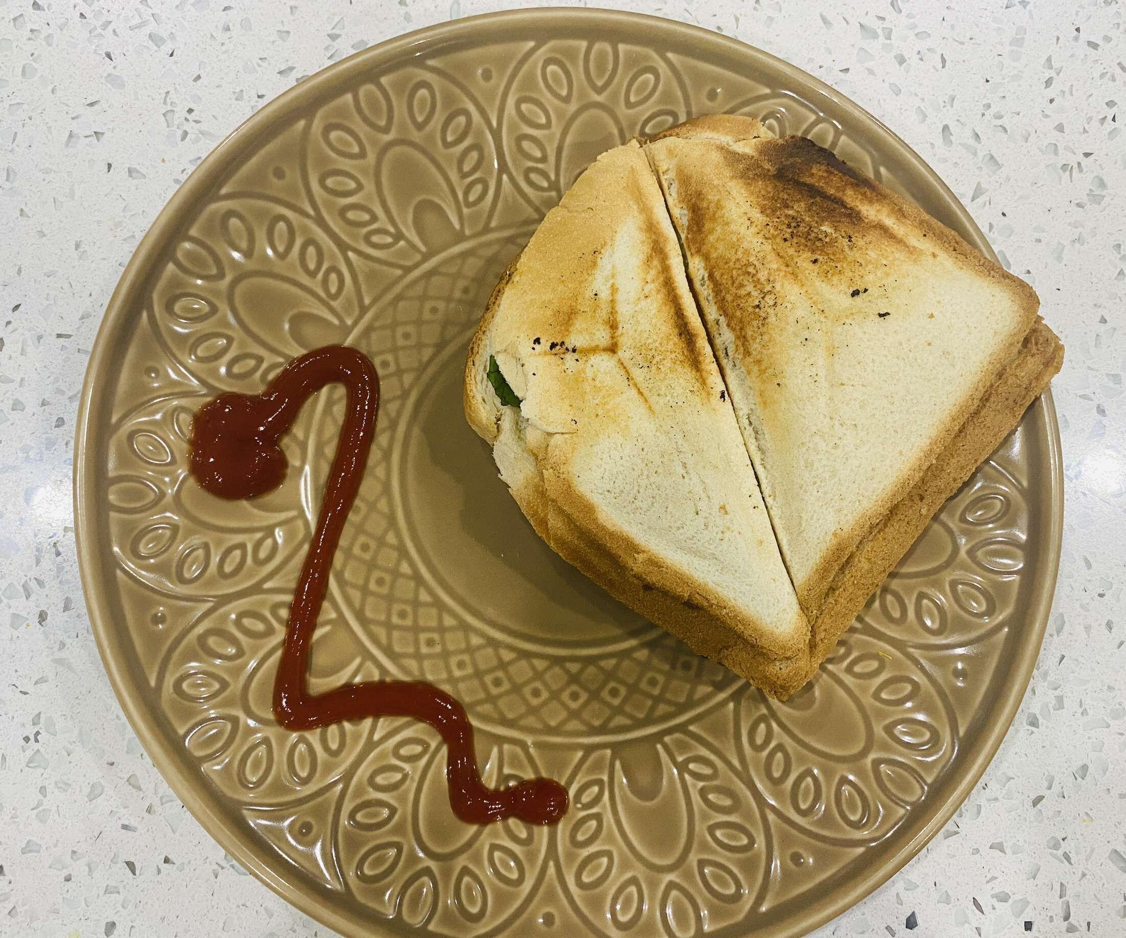 Potato Sandwiches