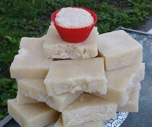 来自慢炖锅的超级简单,超级肥皂