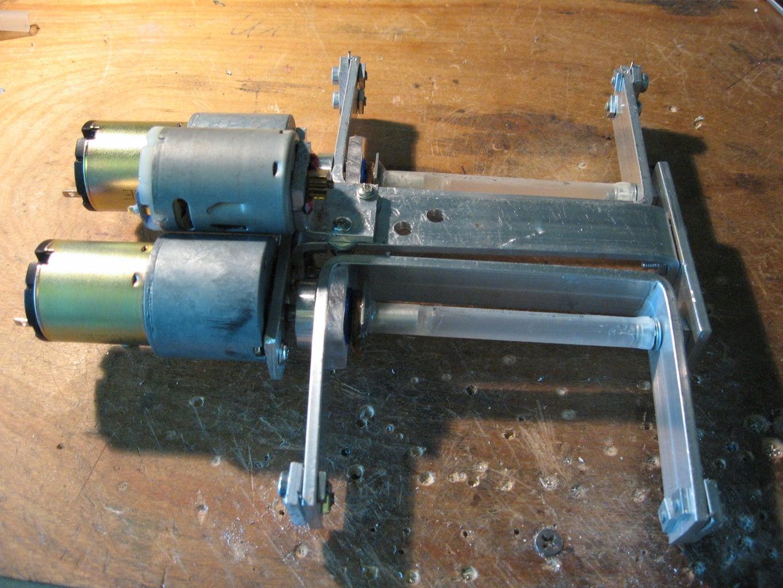 Backbone Motor
