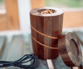 木空气清新剂