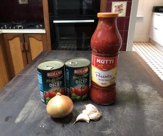 Simple Pizza Sauce