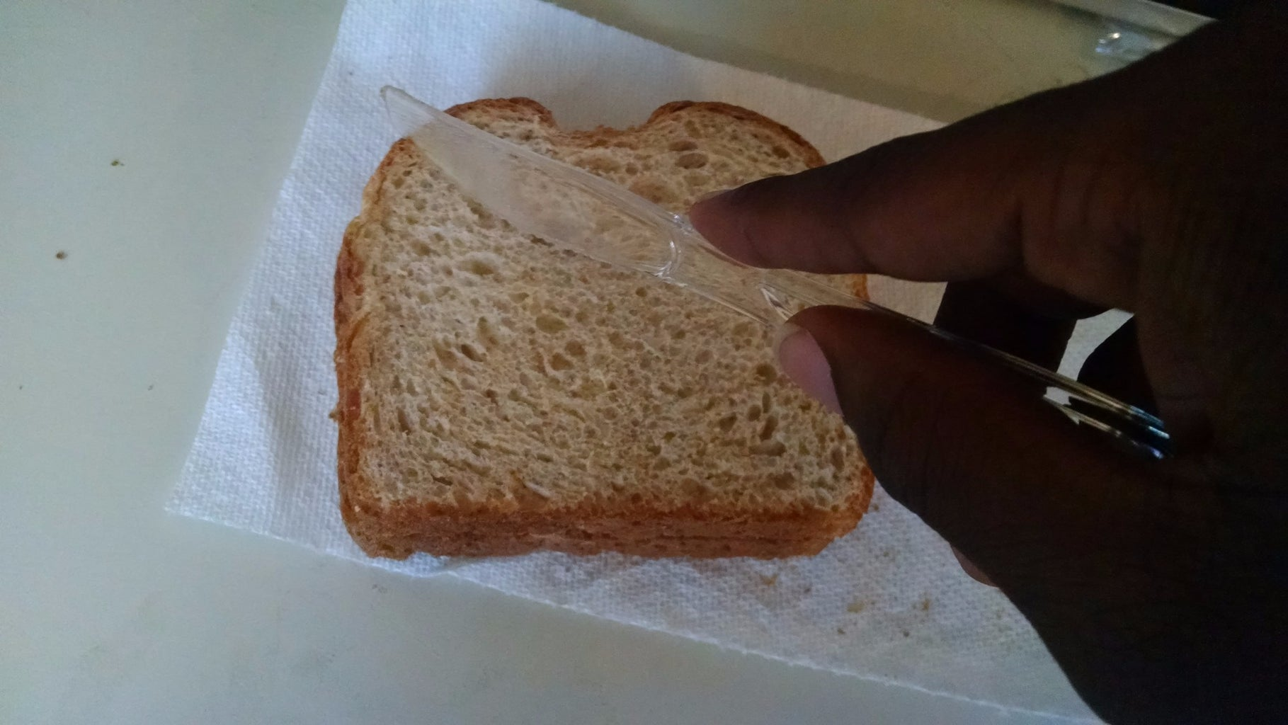 Cutting the Bread