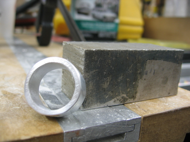 Custom Aluminum Ring