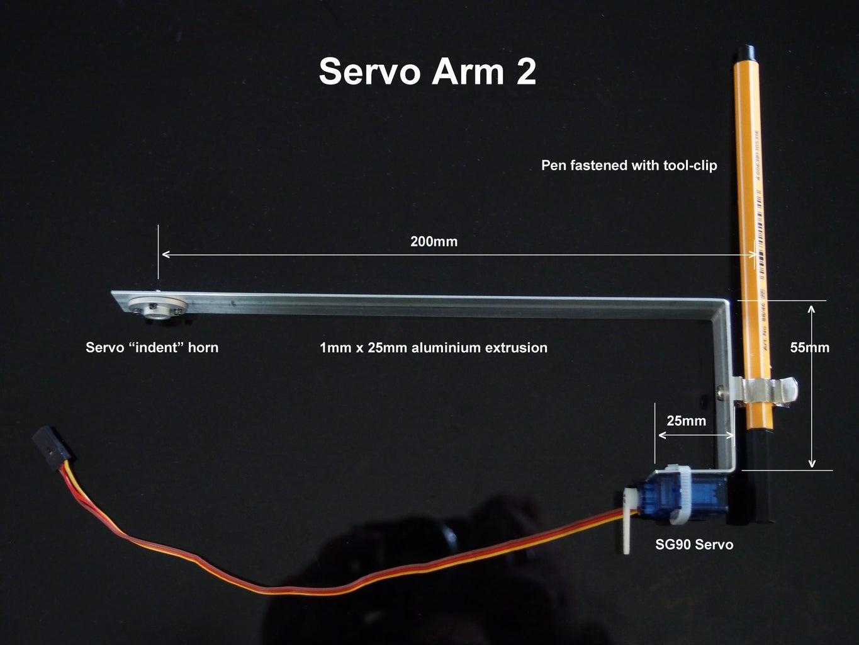Servo Arm 2