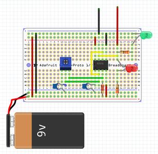 High Frequency Oscillator