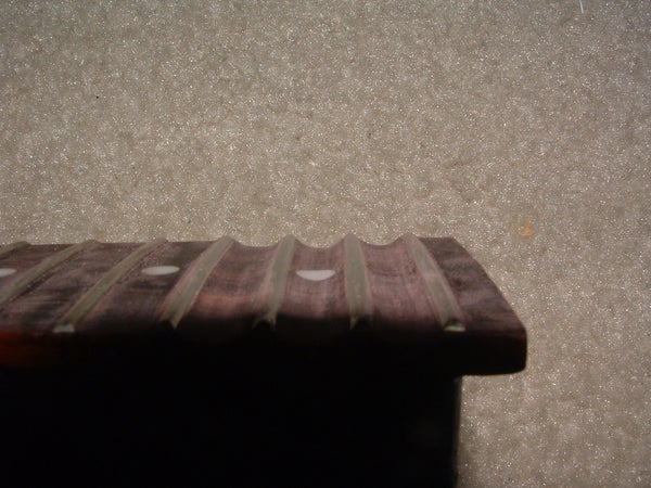 Scallop Your Guitar Frets!