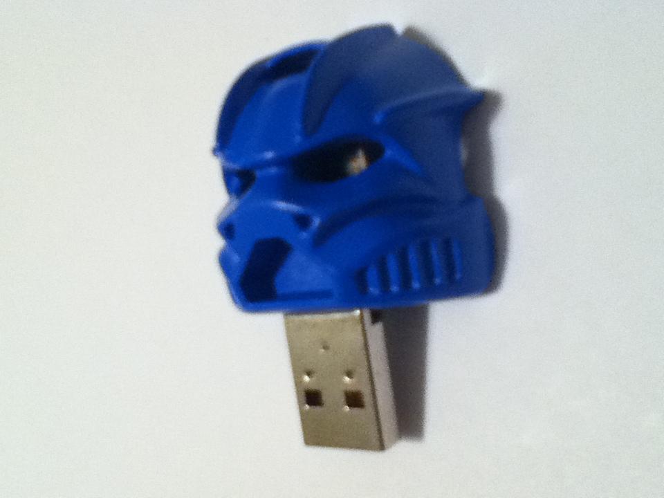 USB Bionicle Mask Flash Drive
