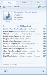 Spooky Soundtrack