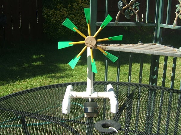 How to Make a Solar Fan.