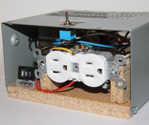 Industrial Isolation Transformer From Trash