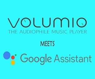 Volumio With Built-in Google Assistant