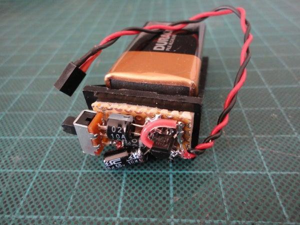 Portable 5V Regulator
