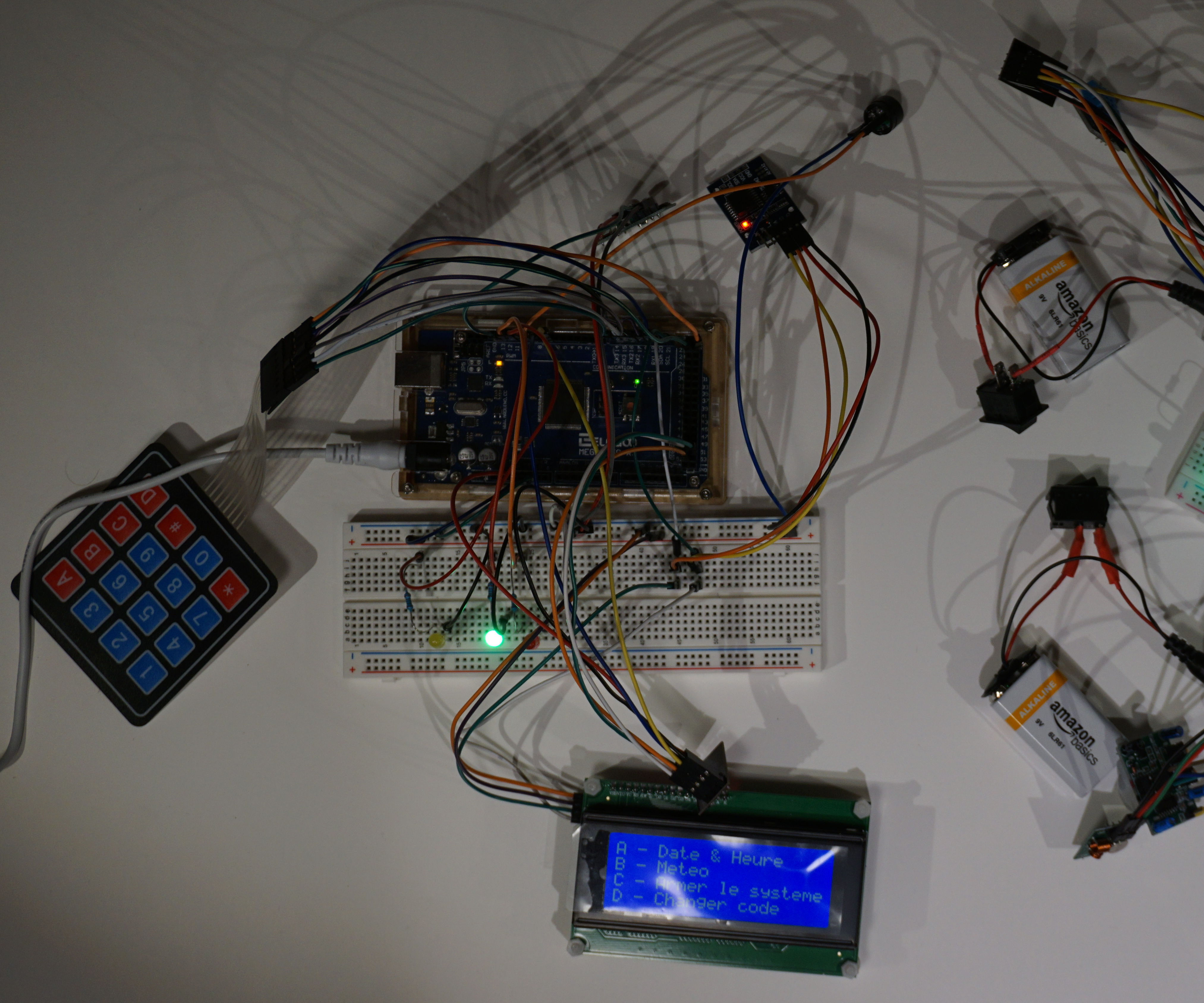 Home Automation With Arduino
