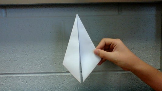 Fold the Right and Left Sides Down