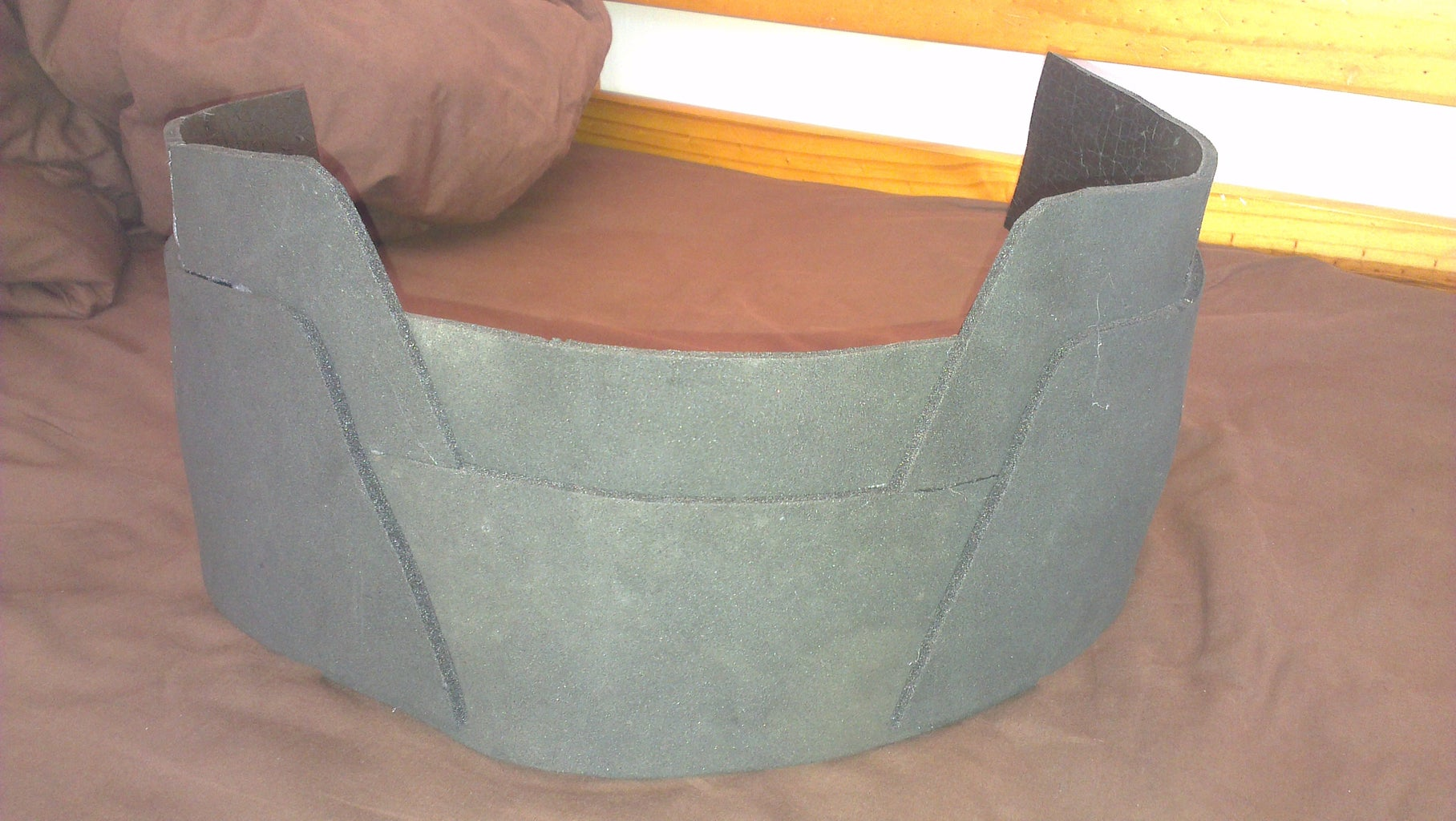 Abdomen Details / Boot Sections